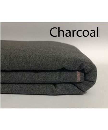 Charcoal Winter Kamalia Khaddar NMC-81