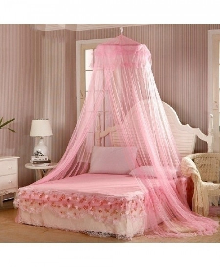 Dome Round Lace Mosquito Net AT-382