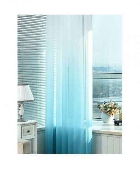 Tulle Curtains Printed AT-581