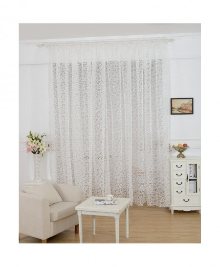 European Style 400x270cm Curtain AT-572