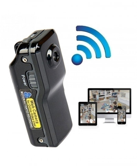 Mini WiFi Wireless IP Camera HD MD81 camcorder