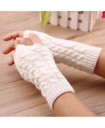 Pack of 3 Pair Stylish Hand Warmer Gloves