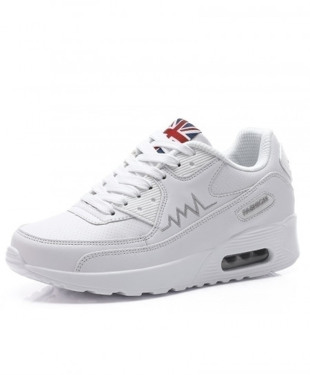 White Running Ladies Shoes AT-7000