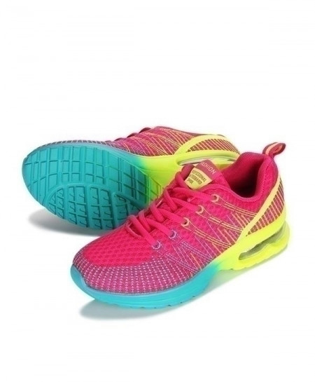 Athletic Breathable Mesh Ladies Sport Shoes AT-620
