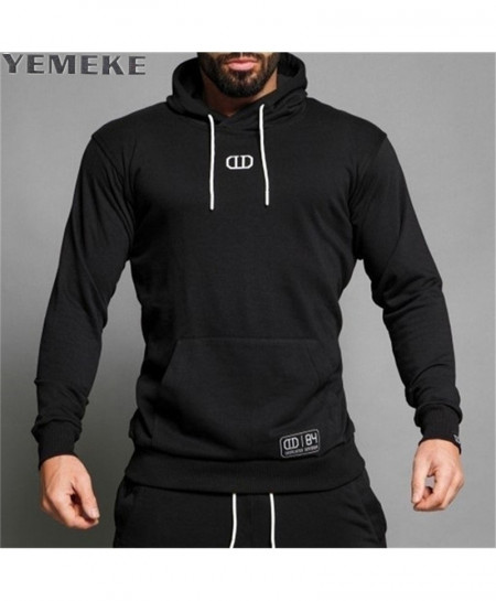 YEMEKE Black Tracksuit AT-9481