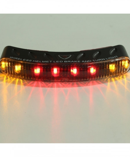 12V 8 LEDs Wireless Motorcycle Brake Light