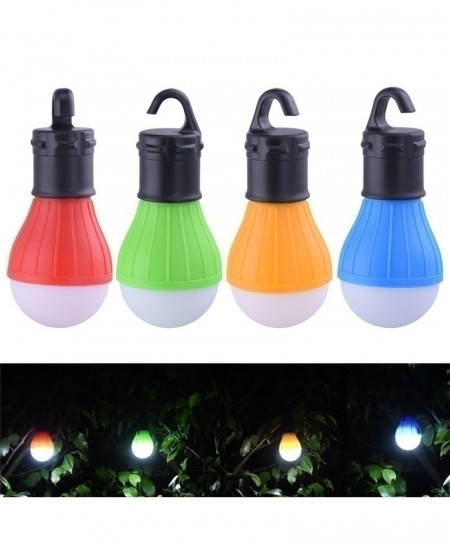 Pack of 3 Portable Hanging Lanters Lamp LED Light