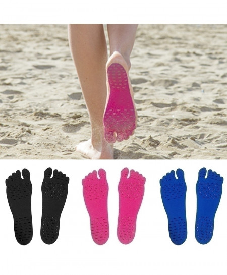 Pack of 2 Pairs Waterproof Hypoallergenic Foot Stickers Pads