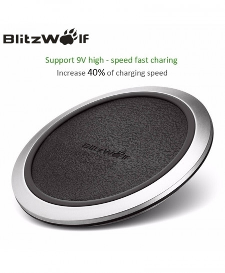 BlitzWolf Qi Wireless Charger