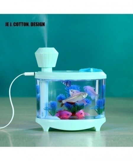 460ML USB Air Ultrasonic Humidifier Aroma Humidifier