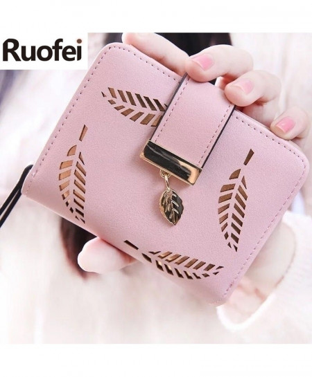 Pink Designer Mini Wallet