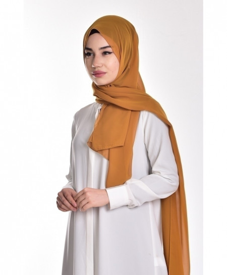 Pair Of Chiffon Scarf For Women FLK-3312