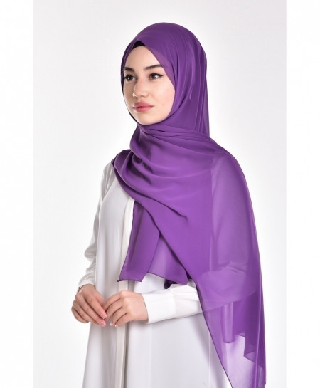 Pair Of Chiffon Scarf For Women FLK-3311