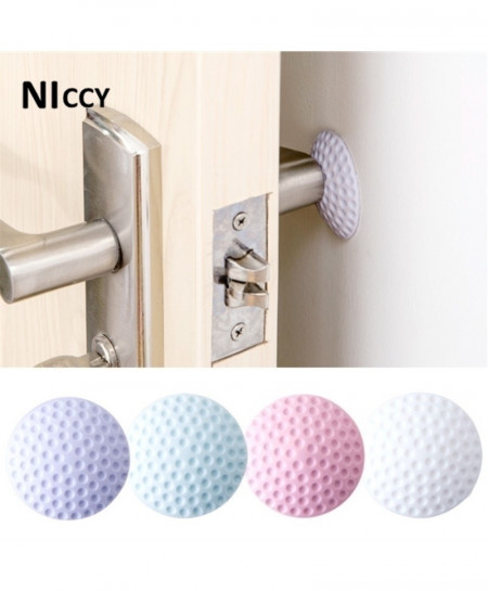 Pack Of 4 Silencer Crash Pad Door Knob