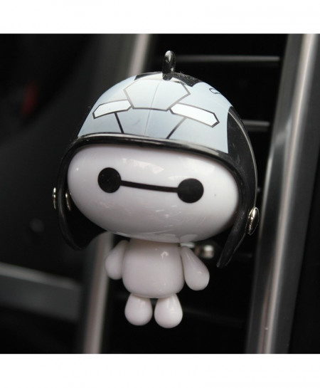 Grey aymax Car Vents Perfume Clip Air Freshener Ornaments