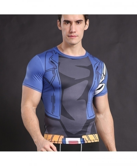 Future Trunks Armour Fitness Cross Fit Top T-Shirt