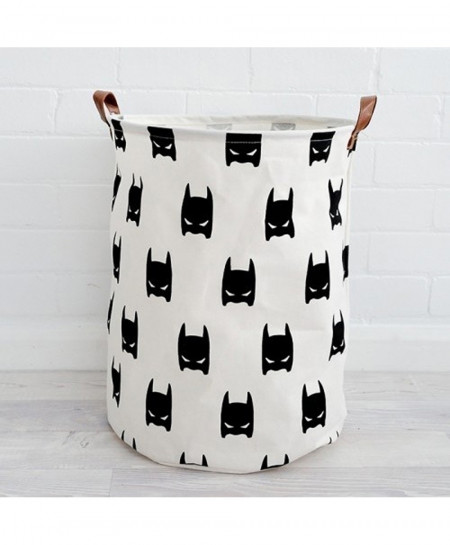 40x50cm Zakka Style Batman Storage Bag