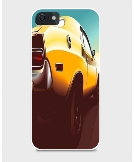 Car 3D Sublimation Print iPhone Case BNS-023