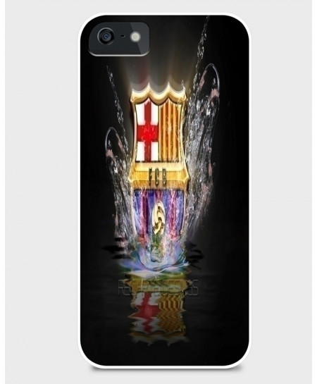 FCB Logo 3D Sublimation Print iPhone Case BNS-017