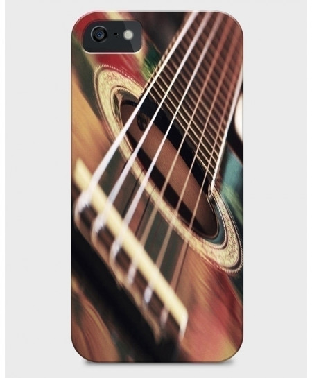 Guitar 3D Sublimation Print iPhone Case BNS-015