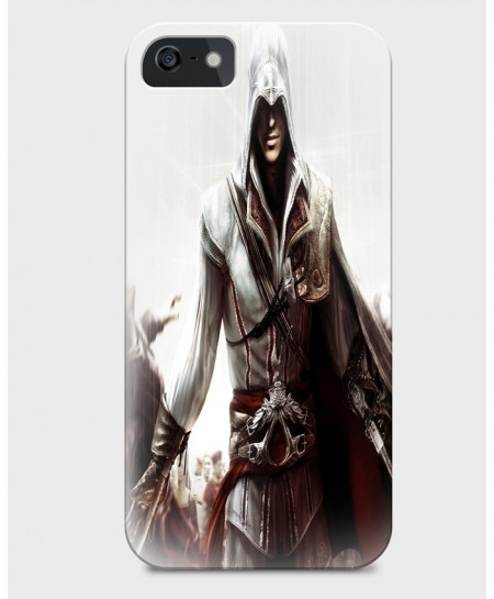Man In Battle 3D Sublimation Print iPhone Case BNS-009