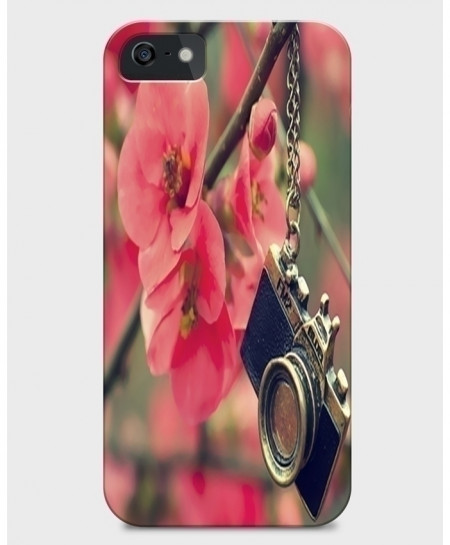 Lily Flower 3D Sublimation Print iPhone Case BNS-008