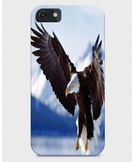 Flying Eagle 3D Sublimation Print iPhone Case BNS-006