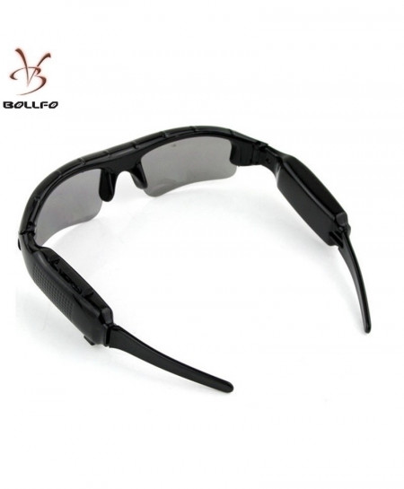 Black Sunglasses Camcorder Recorder Cam Hiking Eyewear