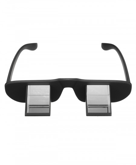 Horizontal Prism Spectacles Glasses Hiking Eyewear