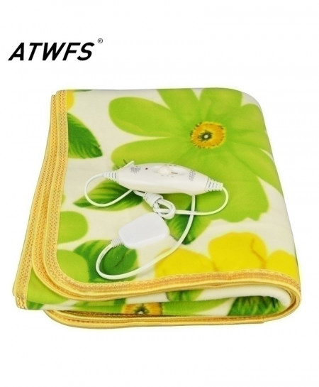 ATWFS 150x70cm Single Bed Electric Heated Blanket Electric Heating Blanket