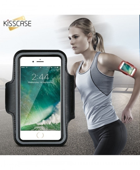 KISSCASE Waterproof Case for iphone 6 6s Armband