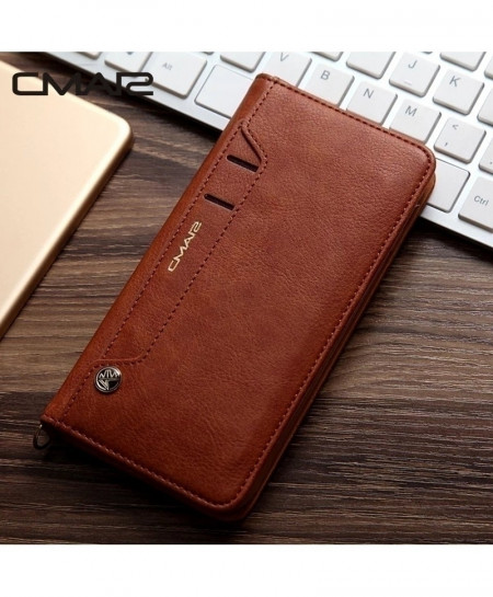 Case Luxury Stand Flip Wallet Leather Case Flip Cover
