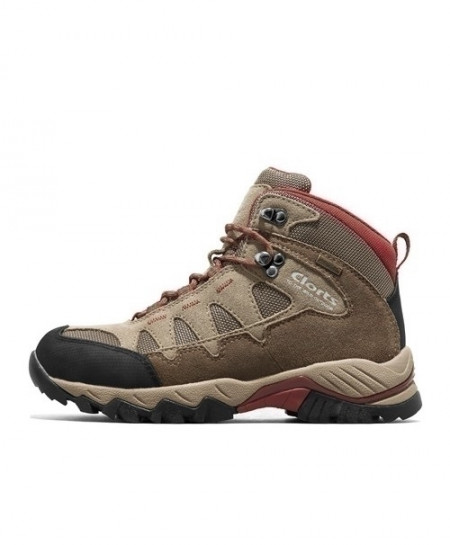 Brown Clorts Hiking Boots
