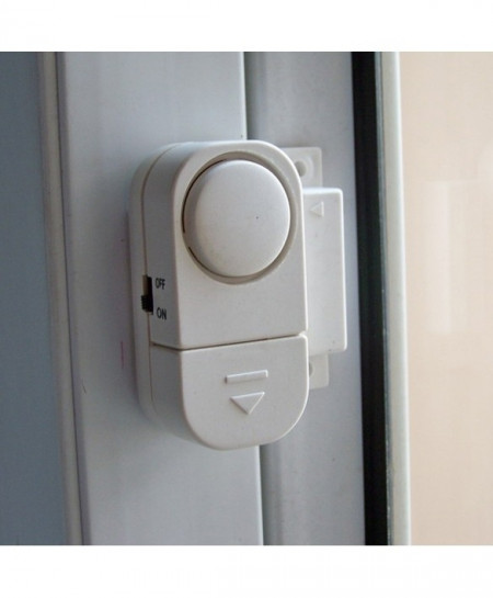 Doorbell Wireless Door Window Entry Burglar Alarm Switch