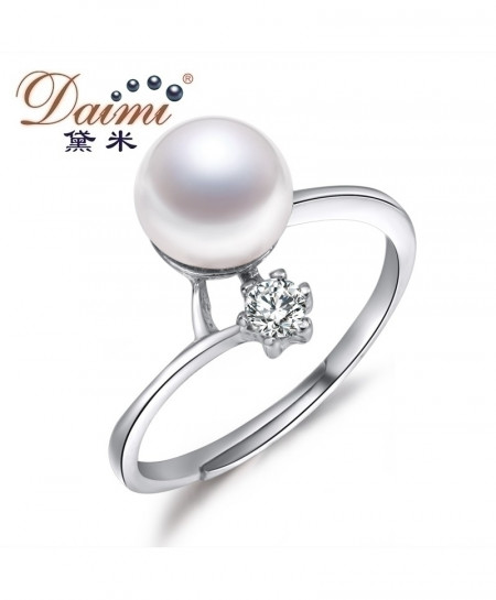 Daimi Pearl Ring For Women