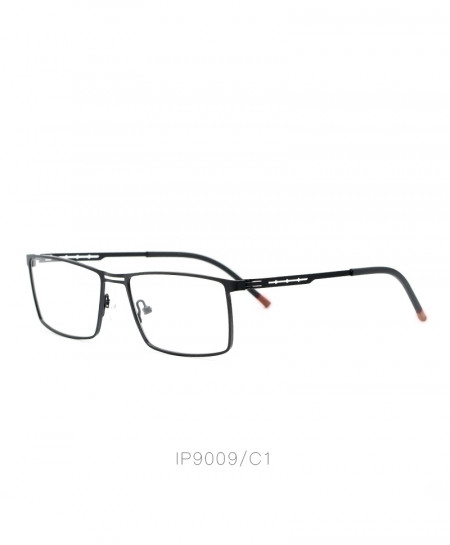 Black Super Light Metal Designer Optical Glasses
