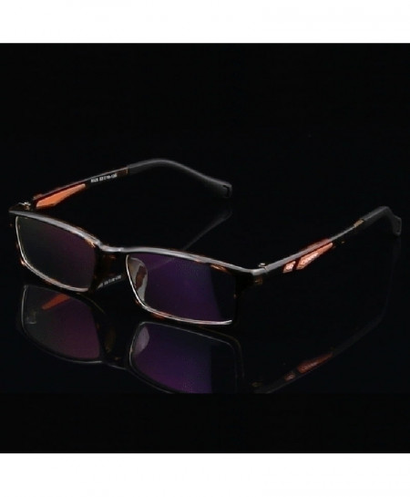 Toptical Orange Ultra-Light TR90 Optical Frame