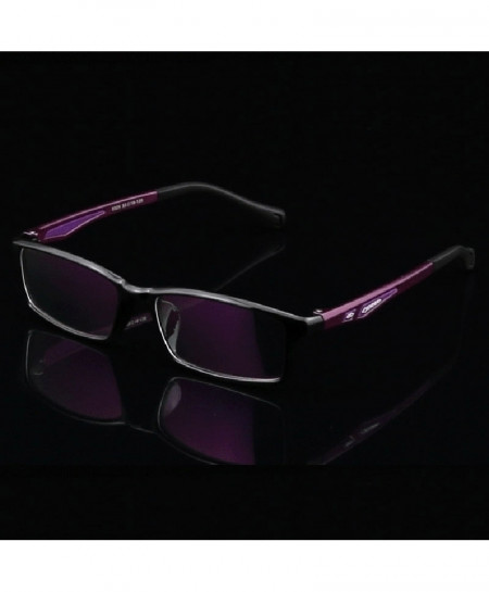Toptical Purple Ultra-Light TR90 Optical Frame