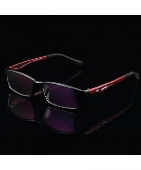 Toptical Red Ultra-Light TR90 Optical Frame