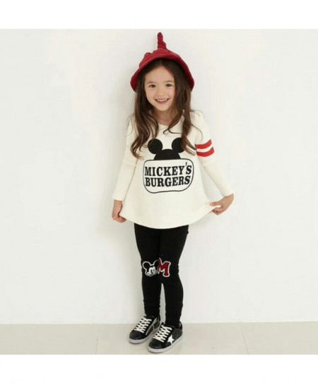 2 Piece Winter Baby Dress AM-399