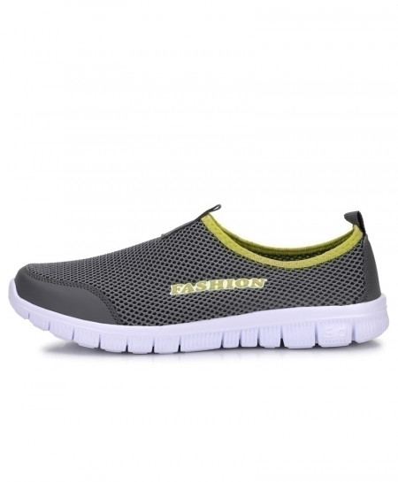 VRLVCY Dark Gray Tide New Color Trainers Flats Casual Shoes