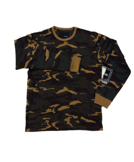 Camouflage Sweatshirt For Men PSM-449