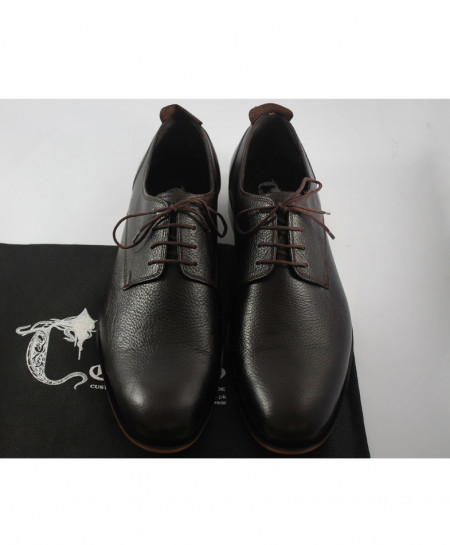 Corio Choco Brown Derby Style Shoes CSO-C101214