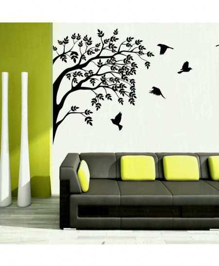 Magnificent Colibri Bird Wall Decal BNS-187