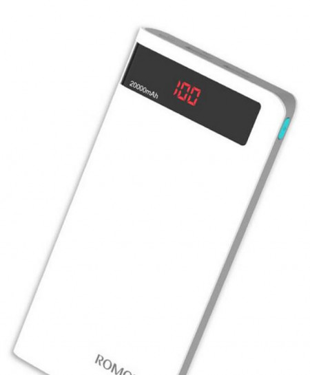 Romoss Sense 6p 20000 mAh Power Bank CZ-213