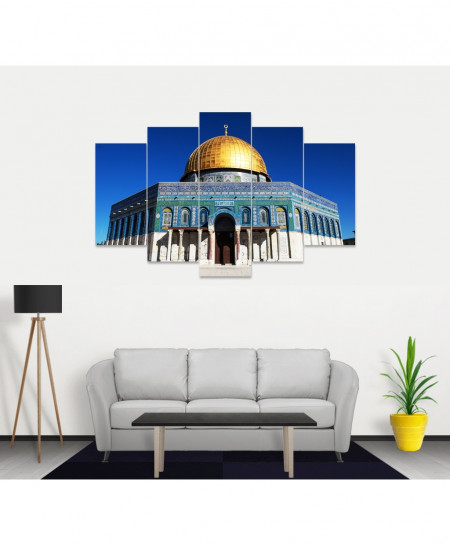 Mosque Stylish Canvas Wall Frame SA-53