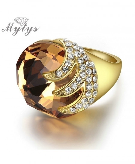 Womens Stylish Design Cocktail Ring