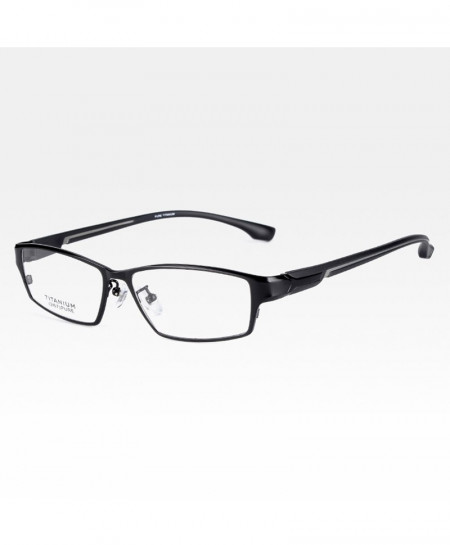 Reven Jate Black Stylish Optcial Frame