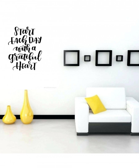 Beautiful Quote Design Wall Decal BNS-219