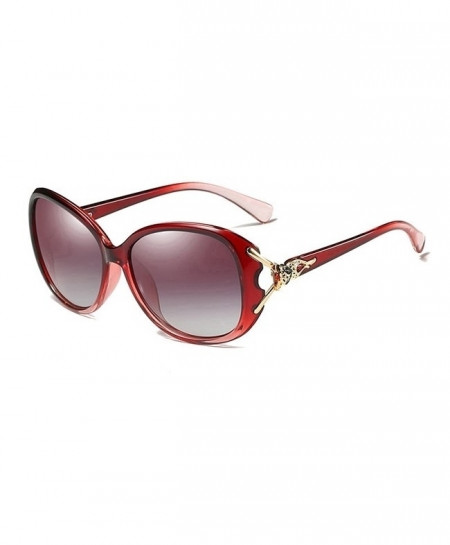 BANNED Wine Red 1976 Polarized UV Protection Sunglasses